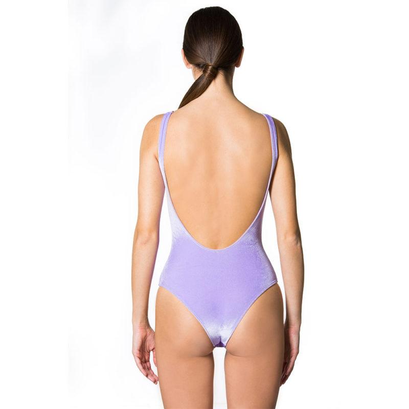 Mia Velluto Light Violet | Mermazing Exclusive Swimwear