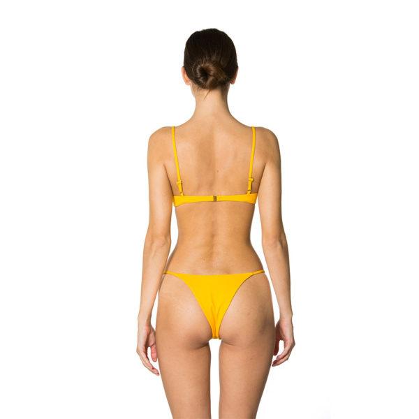 Martina Sun Yellow | Mermazing Exclusive Swimwear