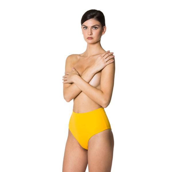 Slip Vita Sun Yellow | Mermazing Exclusive Swimwear