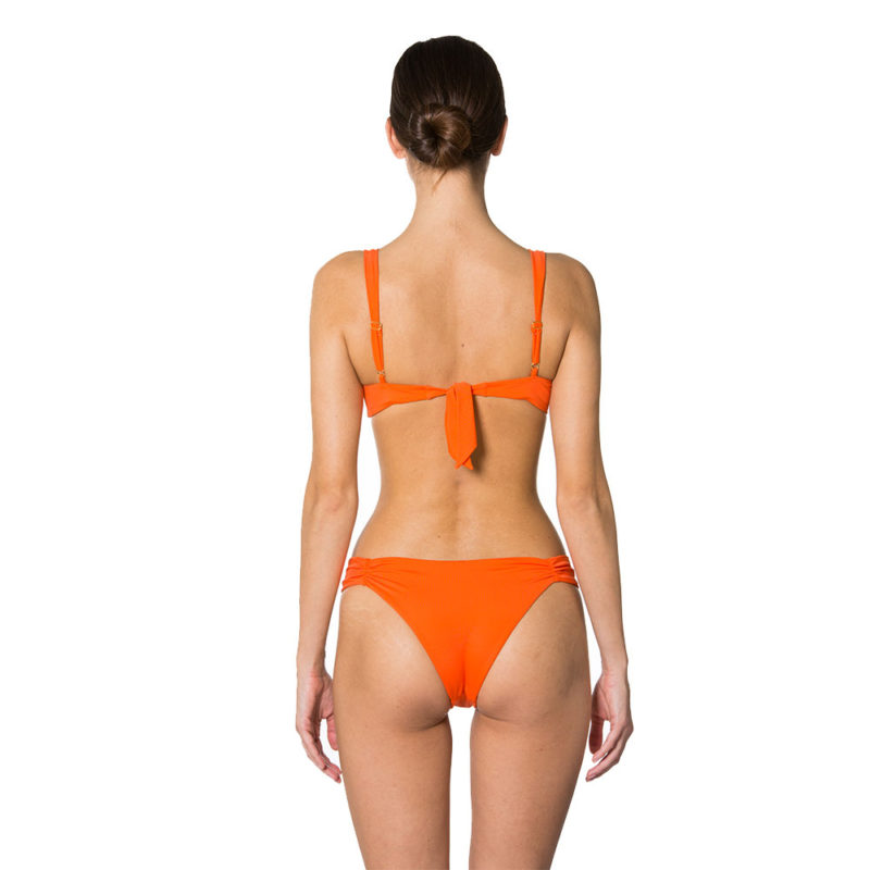 Rose Bright Orange | Mermazing Exclusive Swimwear