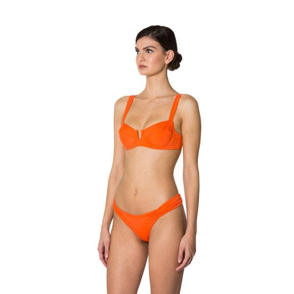 Bikini arancione
