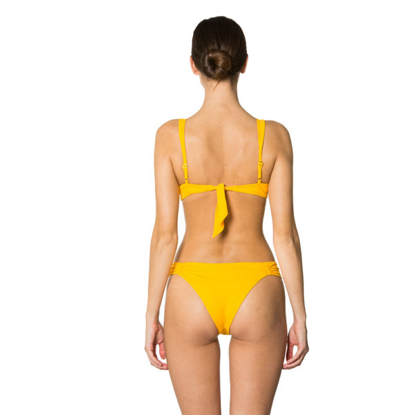 Rose Sun Yellow | Mermazing Exclusive Swimwear