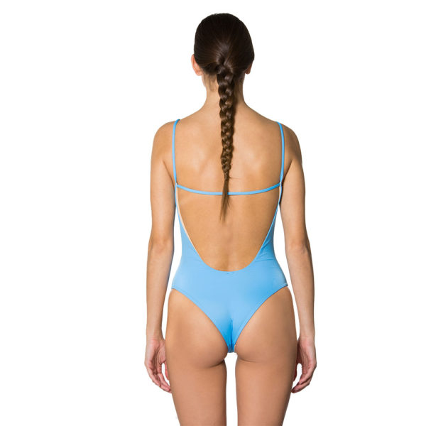 Malisa Sky Blue | Mermazing Exclusive Swimwear